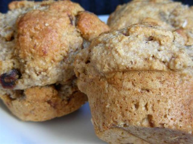 bran muffins (Small)