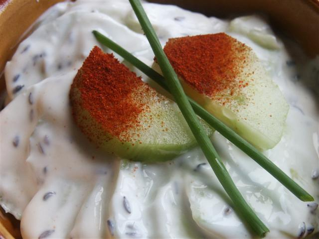 Cuccumber Raita, Super Simple, Quick and Easy. 191062 (Small