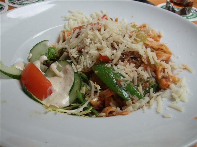 Spaghetti (photo © kiwidutch)