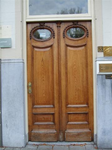 unusual door