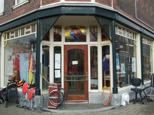 Emmaus A Kringloopwinkel With A Difference Beeklaan 315