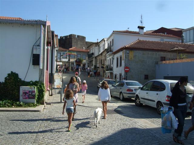 Vila nova de cerveira inside the walls of a medieval town - Vilanova de cerveira ...