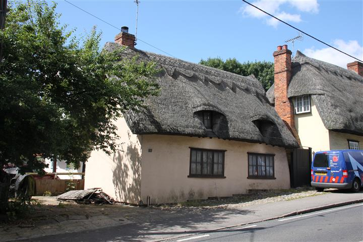 thatched houses in Great Dunmow 1n (Small)