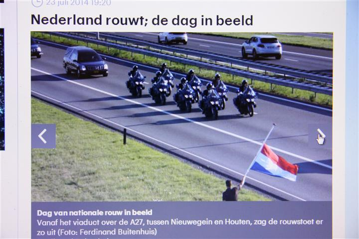 (photograph © Dutch Media)