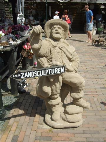 Sand Sculpture Festival 1