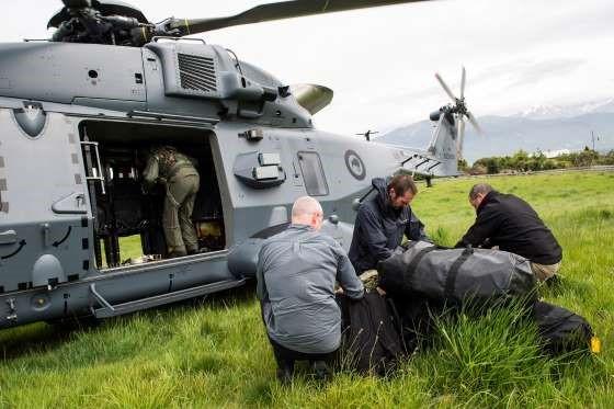 Pic: Sgt Sam Shepherd/Courtesy of Royal NZDF